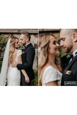 Pronovias White One: Fez Elegancja suknia ślubna