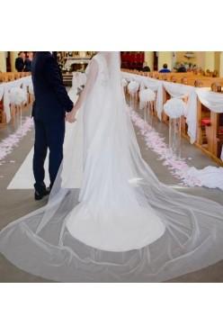 Welon ślubny 2,5 m