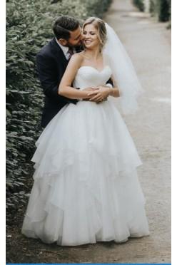 Suknia ślubna 164 + 9 cm obcas, 36