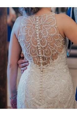 Suknia ślubna Mori Lee 3876 - rybka