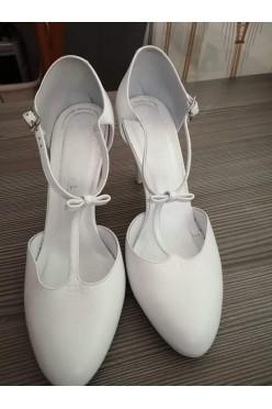 Buty ślubne firmy Kotyl