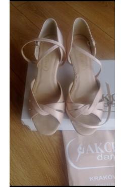 Buty ślubne taneczne akces