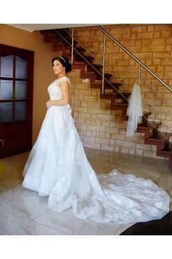 Wyjątkowa suknia ślubna - hiszpański projektant