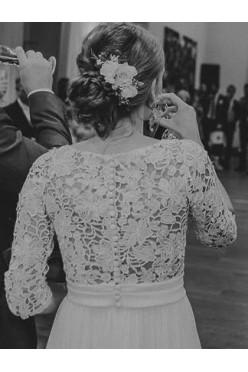 Piękna suknia ślubna jak nowa
