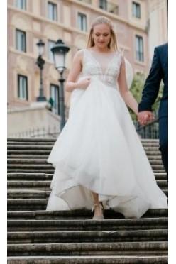 Sabe PIA - Piękna suknia ślubna