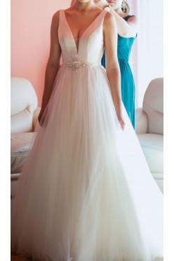 30946ea827 Suknia ślubna Stella York 6581 · Suknie