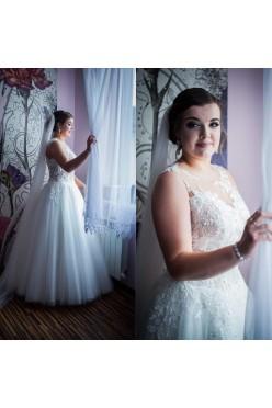 Suknia ślubna - DIVINA BRIDAL