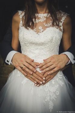 PIĘKNA suknia ślubna r.34-38 WROCŁAW!