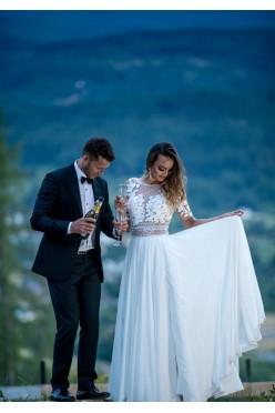 Suknia ślubna kolekcja 2019