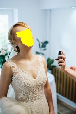 Suknia ślubna Ami Emmi Mariage Camila Piekut !