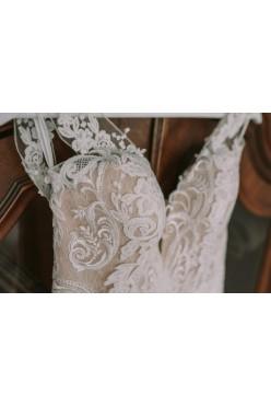 DO SPRZEDANIA hiszpańska suknia ślubna La Sposa-BARCARES