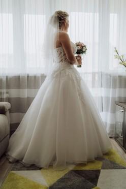 Piękna Suknia firmy Agora 38-40