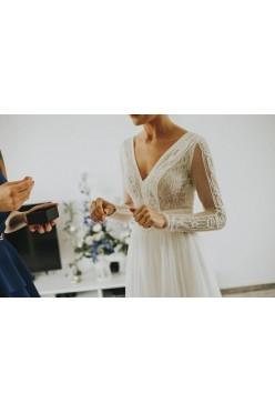 Suknia ślubna Gaja Diana 36 34