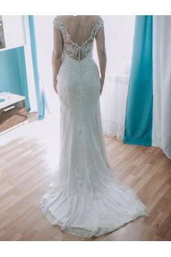 Zjawiskowa suknia ślubna Justin Alexander 88050