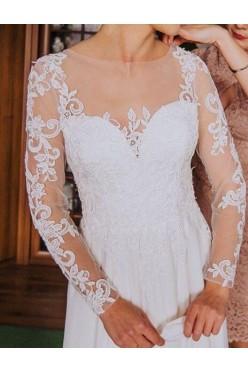 Suknia ślubna ADA LOVE model GAUDI rozmiar 36
