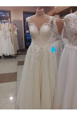 Śliczna suknia ślubna! Dodatki gratis!