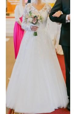 suknia maggio ramatti 36 szyta na miarę