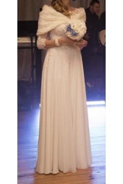 Suknia Ślubna MS MODA Karolina 36-38 M