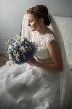 Suknia Ślubna Agnes 14024