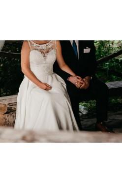Sprzedam suknie ślubna 38-42