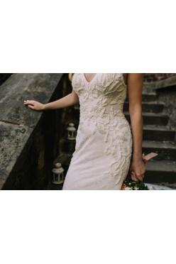 Sprzedam suknie ślubną Justin Alexander
