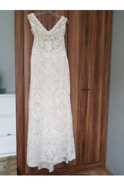 Suknia ślubna Model AURA IVORY