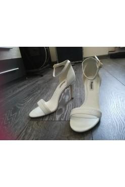 Nowe buty, sandały ślubne DUNE LONDON