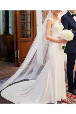 Suknia ślubna marki Pronovias, model Danka.