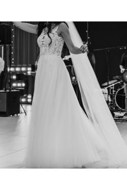 Suknia ślubna - wyjątkowe połączenie dwóch modeli