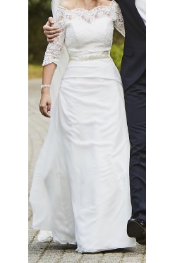 Suknia ślubna Mystic model Nevora