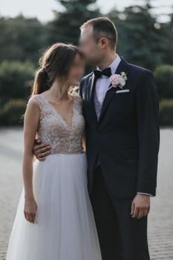Suknia ślubna Gala Solano