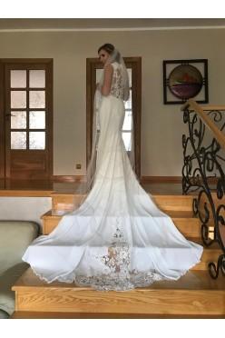 Suknia ślubna Pronovias długi tren!!!❤️