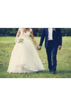 suknia ślubna Classa princessa