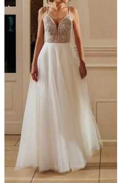 Laurelle suknia ślubna - model Silva