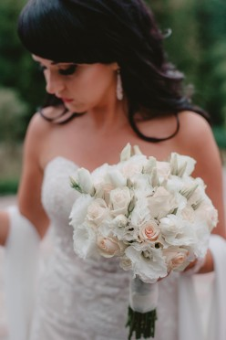 Suknia Ślubna z kolekcji Fulara & Żywczyk - woskowa koronka