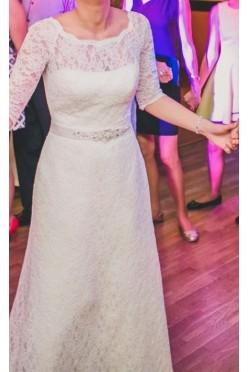 Wyjątkowa suknia ślubna 2w1