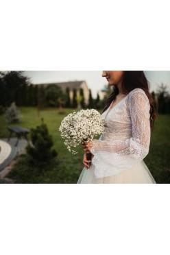 suknia ślubna- Sylwia Kopczyńska model Verdana