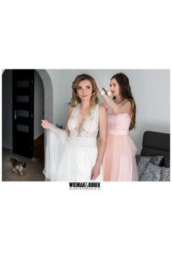 Suknia ślubna echo z salonu Madonna