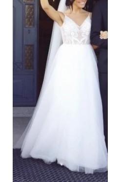 Suknia ślubna Silueta