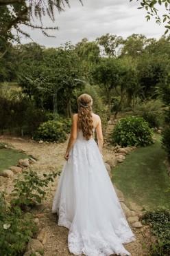 Sprzedam Suknie Ślubną z trenem - Annais Bridal