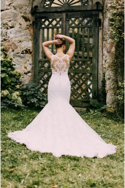 Suknia ślubna Vanilla Sposa (1828) + 2 welony