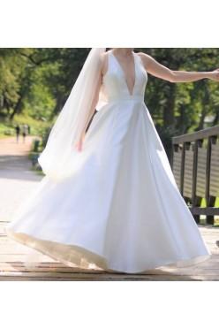 Suknia ślubna rozm. 36 + welon