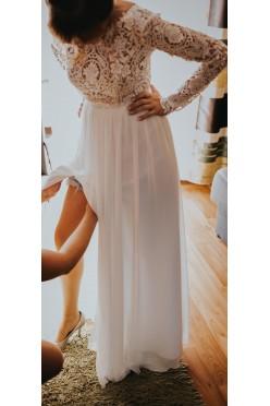 Do sprzedania Urocza suknia ślubna