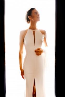Zjawiskowa, unikatowa suknia ślubna