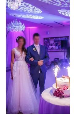 Suknia ślubna IDA TOREZ, rozm.36