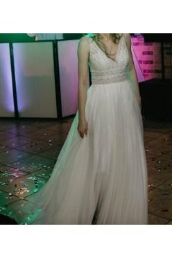 Suknia ślubna Justin Alexander sincerity 44120
