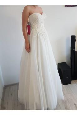 Nowa suknia ślubna nie przerabiana z metkami