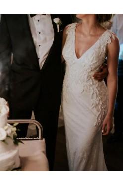 Suknia ślubna - Justin Alexander 8966, kolor ivory/ivory