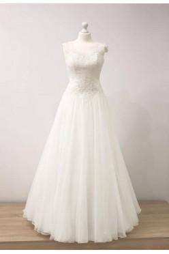 """Suknia ślubna model """"BOLIWIA"""" rozm. 42"""