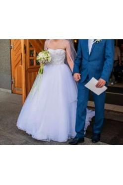 Suknia ślubna Justin Alexander 8847